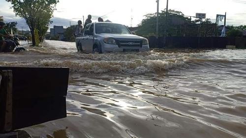 Banjir Sorong