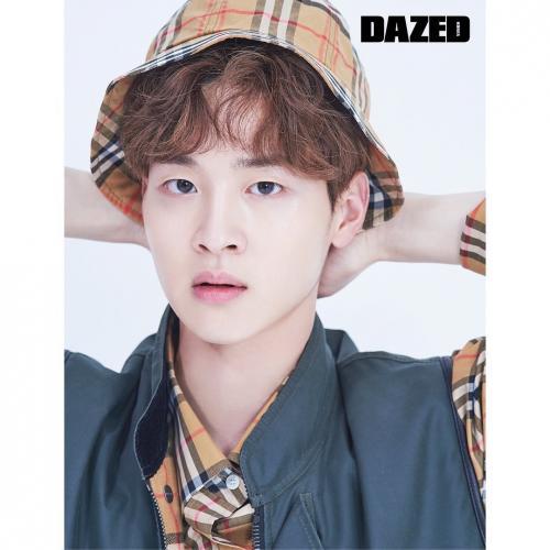 Jang Dong Yoon. (Foto: DAZED)