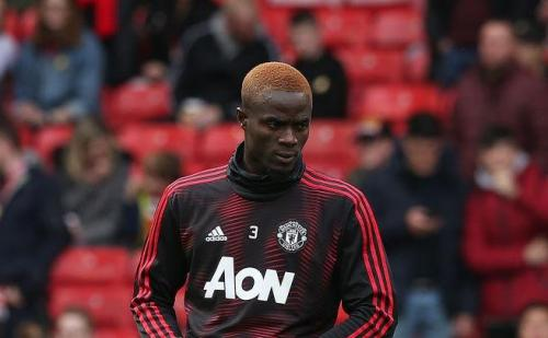 Pemain Man United, Eric Bailly