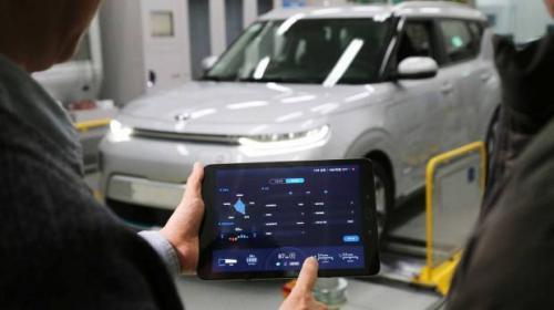 Hyundai dan Kia Buat Aplikasi untuk Mobil Listrik