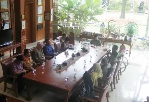 Pertemuan Tokoh Bangsa di Rumah Habibie