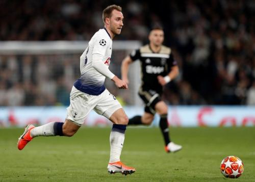 Christian Eriksen diincar Real Madrid