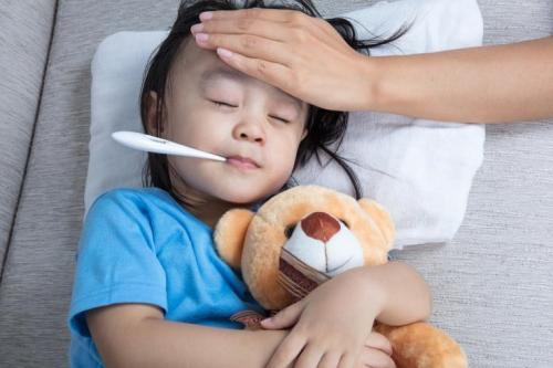 anak demam