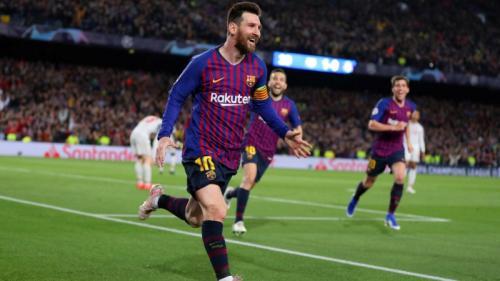 Lionel Messi (Foto: UEFA)