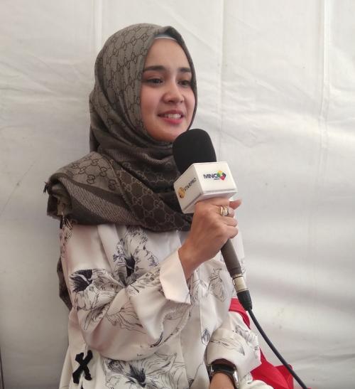 Mendadak Soleh Jadi Debut Michelle Ziudith Di Serial Ramadhan Okezone Celebrity