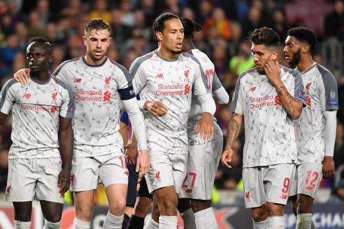 Para pemain Liverpool