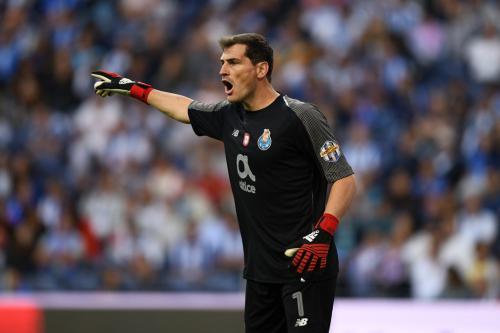 Iker Casillas (Foto: AFP)