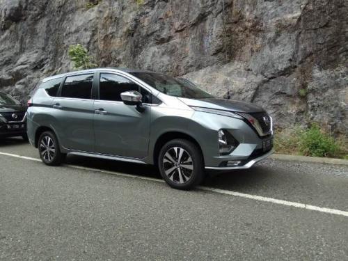 Nissan All New Livina. (Foto: Mufrod/Okezone)