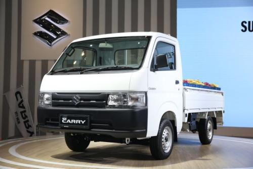Suzuki all new carry pikap