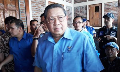 SBY (Dok Okezone)