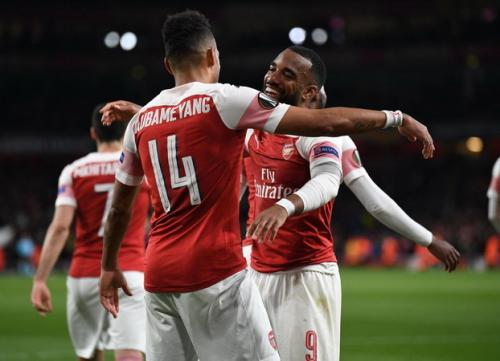 Arsenal (Foto: Twitter/@EuropeLeague)