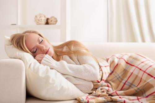 Kurang tidur berpengaruh ke kesehatan otak