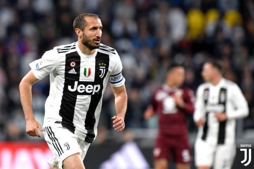 Juventus vs Torino (Foto: Twitter Juventus)