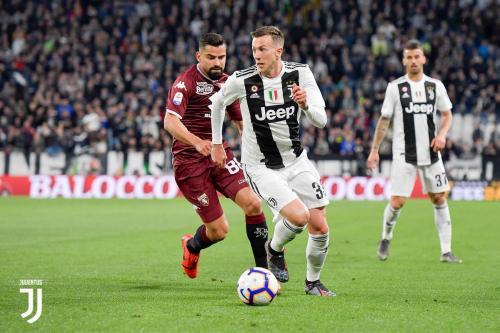 Torino hanya satu dari empat tim yang memetik poin di Stadion Allianz musim lalu (Foto: Juventus/Twitter)