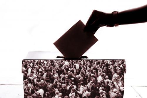 Ilustrasi pemilu. (Foto: Okezone)