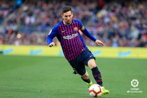 Lionel Messi (Foto: Laliga)