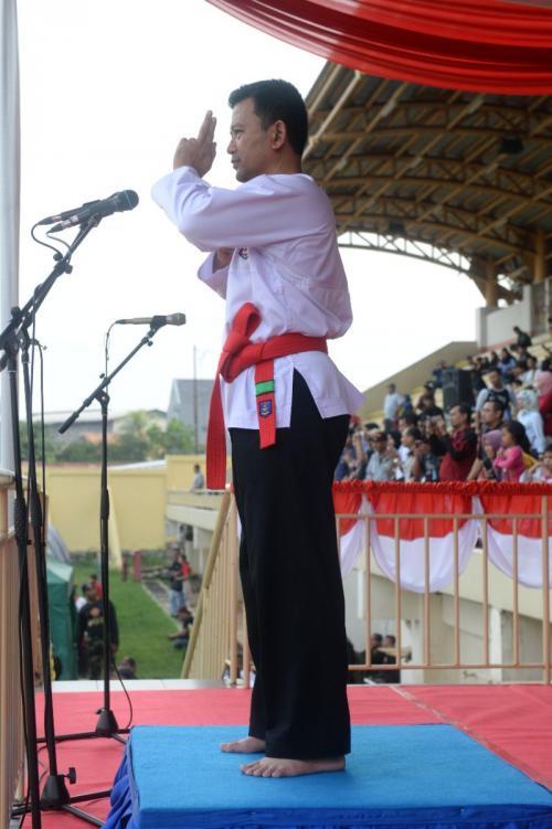 Laksamana Muda TNI DR Amarulla Octavian, ST, MSc, DESD