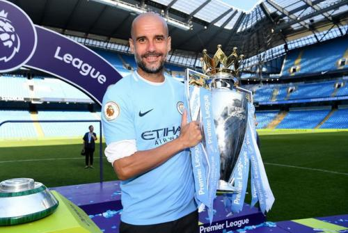 Josep Guardiola (Foto: Premier League)