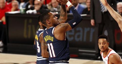 Denver Nuggets. Foto: Laman resmi NBA