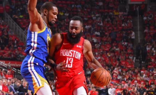 James Harden (Foto: Houston Rockets/Twitter)