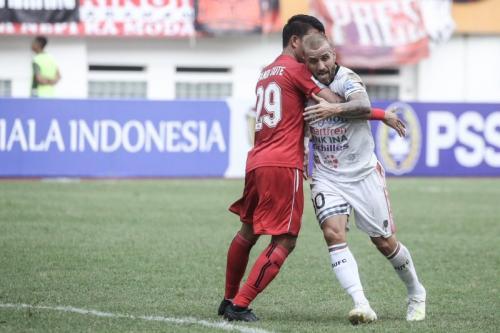 Persija Jakarta vs Bali United (Foto: Bali United/Twitter)