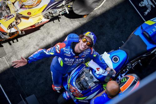 Penampilan Alex Rins di MotoGP 2019
