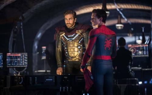 Selama 6 hari penayangannya, Spider-Man: Far From Home sukses lampaui pendapatan sebesar USD600 juta di pasar global. (Foto: Sony Pictures)
