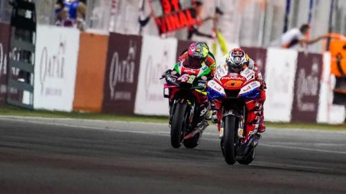 Aleix Espargaro dan Jack Miller (Foto: MotoGP)