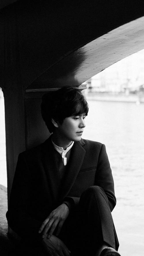 Kyuhyun Super Junior.