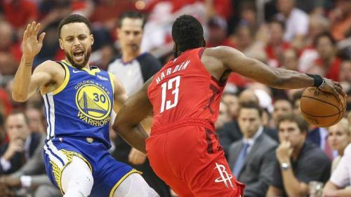 Warriors vs Rockets