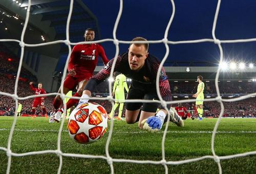 Barca vs Liverpool