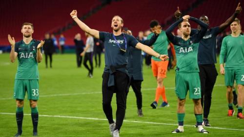 Ajax Amsterdam vs Tottenham Hotspur (Foto: UEFA)