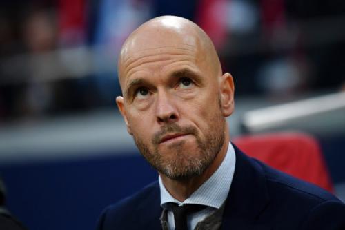 Pelatih Ajax Amsterdam, Erik ten Hag