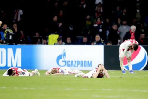 Ajax Amsterdam vs Tottenham Hotspur (UEFA)