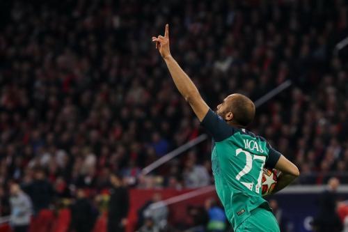 Lucas Moura (Foto: UEFA)