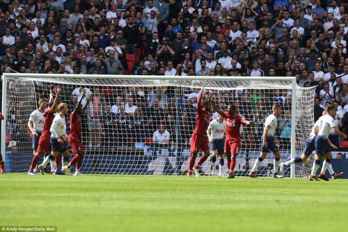 Liverpool vs Tottenham di Final Liga Champions 2018-2019