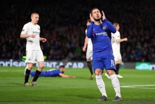 Chelsea vs Frankfurt (Foto: UEFA)
