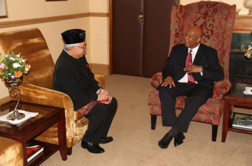 Raja Lesotho