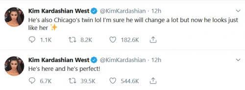 Kim pernah mengatakan bahwa baik kondisi tubuh dan kesehatannya sudah tidak memungkinkan dirinya untuk hamil lagi.