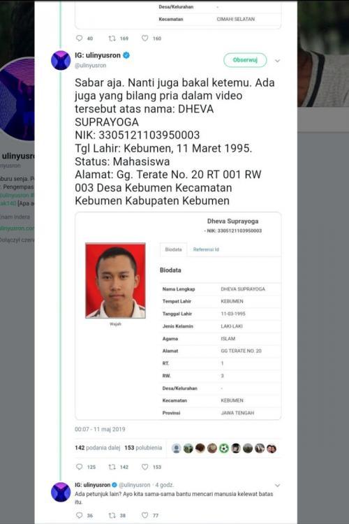 Cek Fakta Ancaman Pemenggalan Kepala Jokowi (foto: Ist)