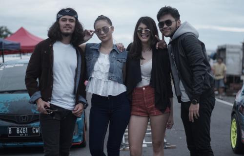 Comeback, Aktor Legend Robby Sugara Bintangi Film Horor