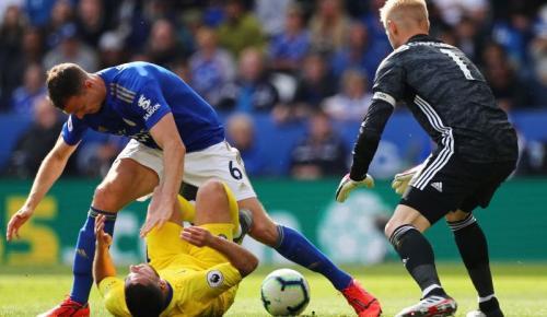 Leicester City vs Chelsea (Foto: Premier League)