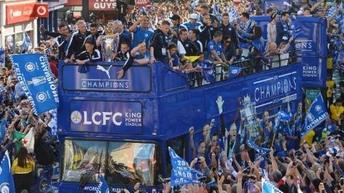 Leicester City menjadi kampiun Liga Inggris 2015-2016 (Foto: Premier League)