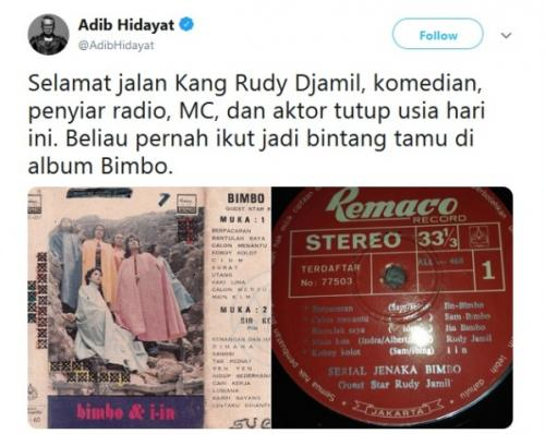 Rudy Djamil