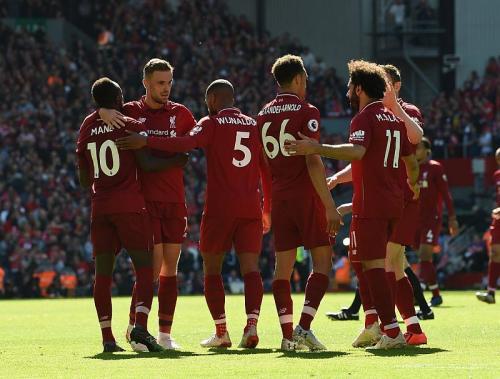 Liverpool (Foto: Twitter Premier League)