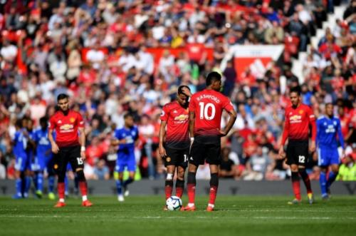 Man United dipermalukan Cardiff City 0-2 (Foto: Laman resmi Man United)