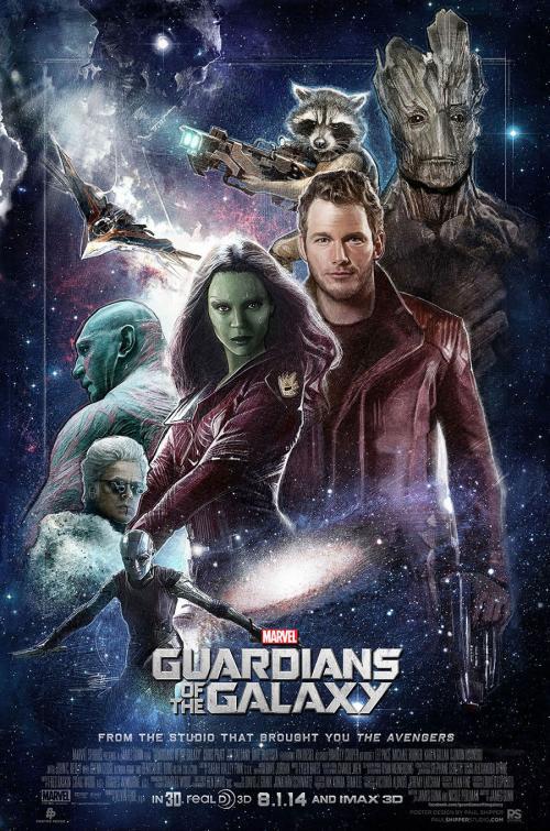 James Gunn menjanjikan plot dan twist baru dalam Guardians of the Galaxy Vol. 3