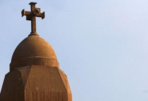 Ilustrasi gereja. (Foto: Jerusalem Post)