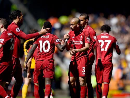 Liverpool (Foto: @LFC/Twitter)