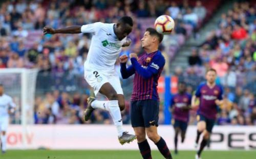 Barcelona vs Getafe (Foto: La Liga)